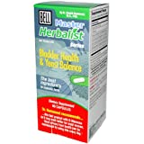 Bell Bladder & Yeast Infections 60 Capsules, all natural ingredients