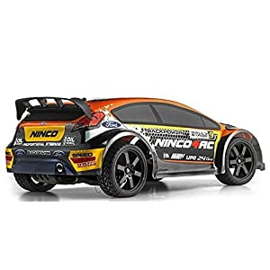 NINCO 1/12 remote control FORD Fiesta RS RALLY CAR NH93073, feel like a real WRC driver