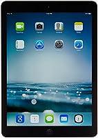 Apple iPad Air (16GB, Wi-FI, Black with Space Gray) (Refurbished)