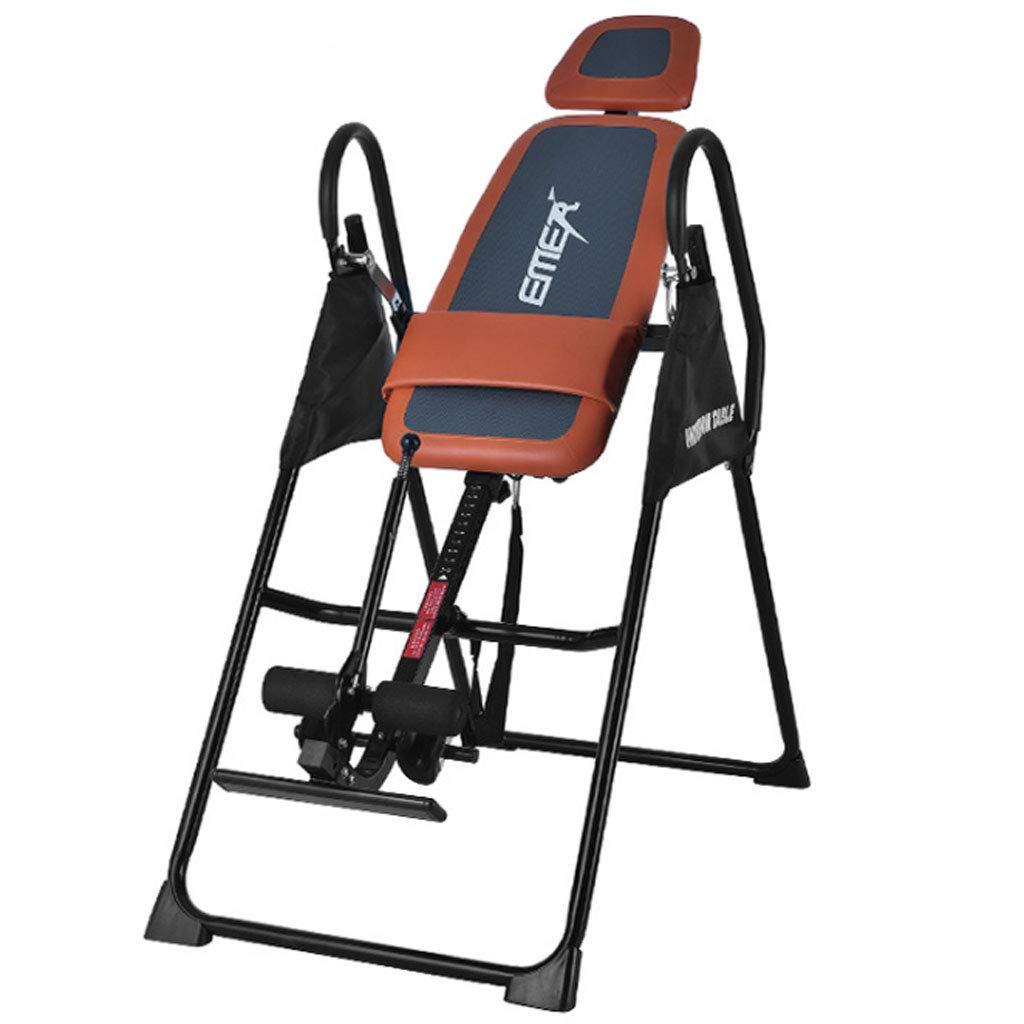 T-inversionsgerät Inverted Trainer als 6-in-1-Multifunktionsgerät, klappbarer umgedrehter Tisch