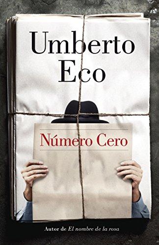 Número Cero (A Vintage Español Original) (Spanish Edition)