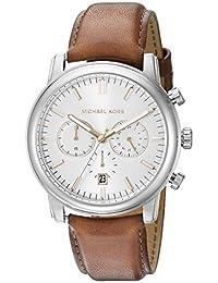 Michael Kors Men's Pennant Brown Watch MK8372