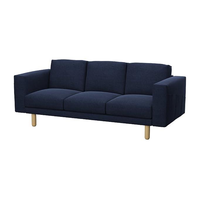 Soferia - IKEA NORSBORG Funda para sofá de 3 plazas, Classic ...
