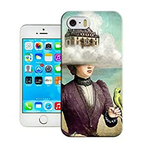 LarryToliver Customizable Innovation iphone 5/5s Case Durable Case Cover