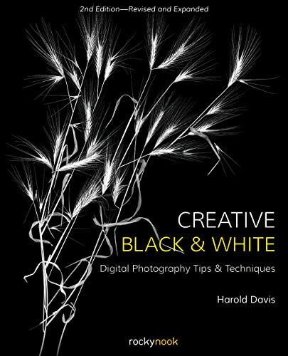 Black-and-white photography poses unique challenges; without color to guide the eye, contrast, lighting, and composition take on even more importance. In Creative Black and White, 2nd Edition, renowned photographer Harold Davis explains these element...