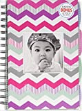 PlanAhead Mom's 18 Month Planner, July 2016 - December 2017, Assorted Colors (87005)