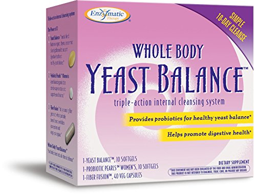 Enzymatic Therapy Whole Yeast Balance product image