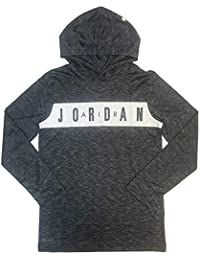 Air Jordan Boys Lightweight Dri-Fit Breathe Hoodie
