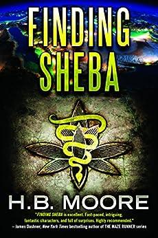Finding Sheba (An Omar Zagouri Thriller) by [Moore, H.B.]