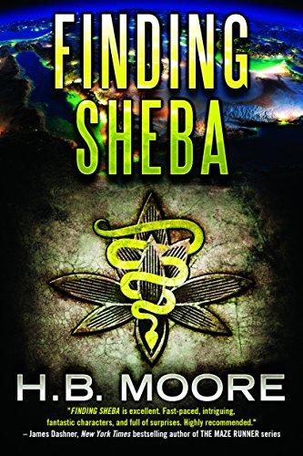 Finding Sheba (Omar Zagouri Thriller) by [Moore, H.B.]