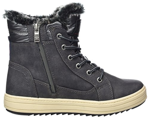 da Tailor grigia donna Snow 3794702 Tom Boots npwI8AI6