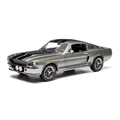 Greenlight 1/24 Scale Diecast 18220 Eleanor 1967 Custom Shelby GT500 60 Seconds: Toys & Games