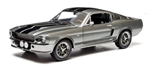 Greenlight 1/24 Scale Diecast 18220 Eleanor 1967 Custom Shelby GT500 60 Seconds Review