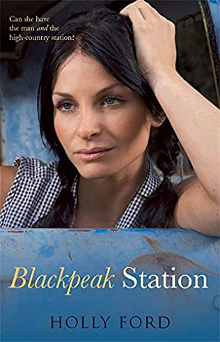 book cover of Blackpeak Station