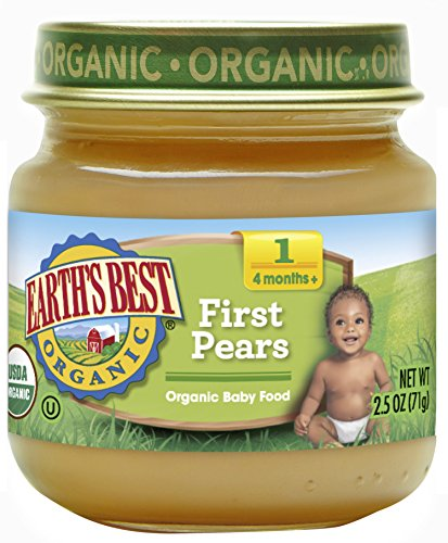 Earth's Best, First Pears, 2.5 oz by Earth's Best