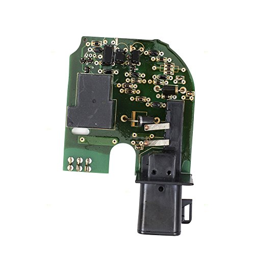 (Windshield Wiper Motor Circuit Board Replacement for Cadillac Chevrolet GMC Pickup Truck SUV Van 12463090)