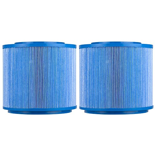 Clear Choice CCP185 Pool Spa Replacement Cartridge Filter for Master Spa Eco-Pure Filter Media, 8