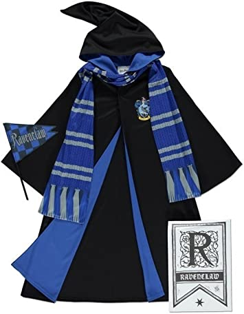 HARRY POTTER HOGWARTS GRYFFINDOR SCARF OFFICIALLY LICENSED BOOKWEEK ACCESSORY