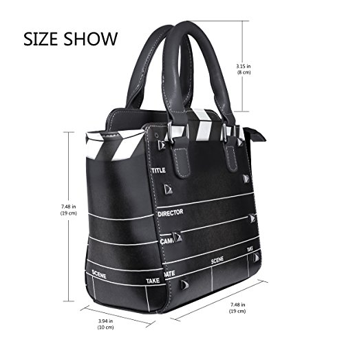 Fits Size Multicolor One Bag Cloth Leather Lianchenyi Women All For Pu zCfRSq