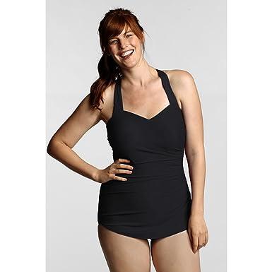 2f4622236c5 Lands  End Women s Plus Size Tunic One Piece Slender Suit