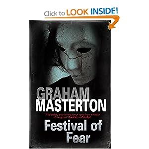 Festival of Fear (Anthologies) Graham Masterton