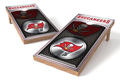 PROLINE NFL 2'x4' Tampa Bay Buccaneers Cornhole Set - Medallion Design