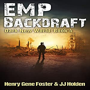 EMP Backdraft Audiobook