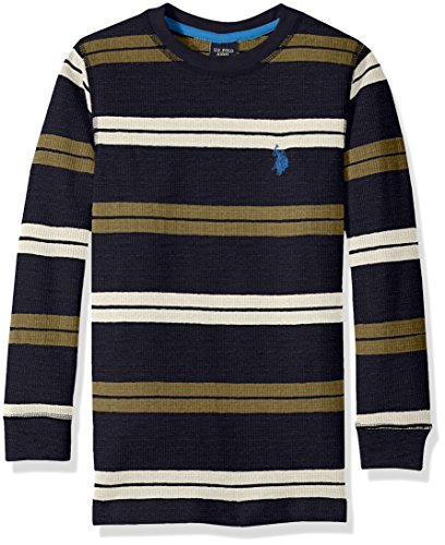us-polo-assn-boys-long-sleeve-thermal-bengal-striped-pullover-shirt