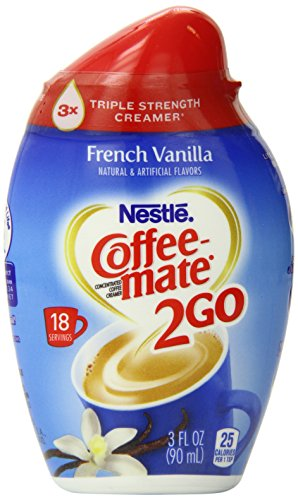 Coffee mate Triple Strength Creamer Vanilla