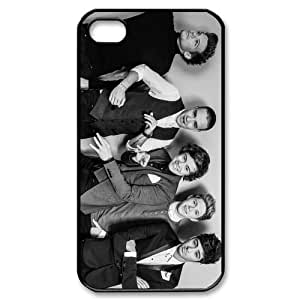 Custom Your Own Personalised Hard One Direction iPhone 4/4S Cover , Snap On One Direction iPhone 4/4S Case