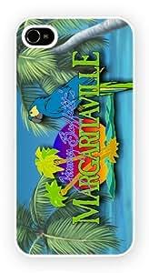 Jimmy Buffett Margaritaville iPhone 4/4s Case by runtopwell