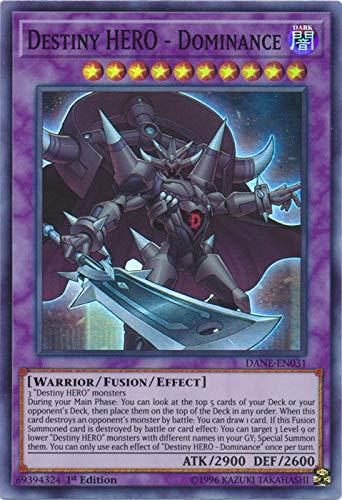 (Yu-Gi-Oh! - Destiny Hero - Dominance - DANE-EN031 - Super Rare - 1st Edition - Dark Neostorm)