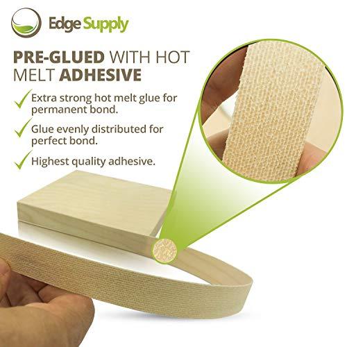 Edge Supply Brand Birch 3 4 Quot X 250 Roll Wood Veneer Edge