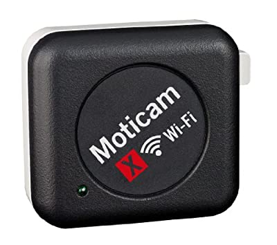 National Optical Moticam X WiFi-Enabled Microscope Camera