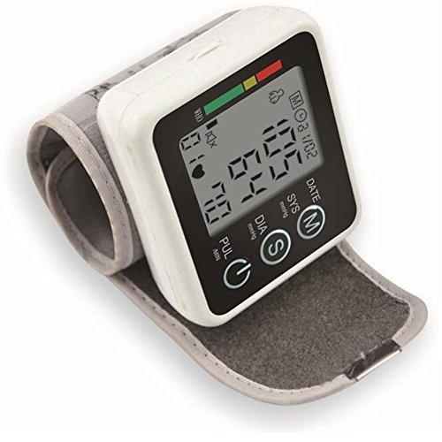 wei-d Basic Upper Arm Blood Pressure Monitor Home Health Care , Black