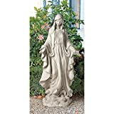 Design Toscano The Blessed Virgin Mary Heavens Light Statue Review