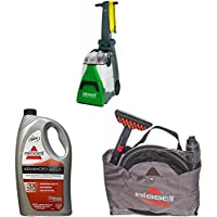 Bissell Commercial BG10 Carpet Extractor with Upholstery Hose and 52 oz. Advanced Cleaning Formula