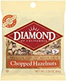 Diamond Chopped Hazelnuts - 12 Pack