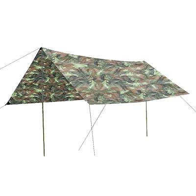 Ailin home- Tentes de plage surdimensionnées Tente extérieure Tent The Sun Shed Tent