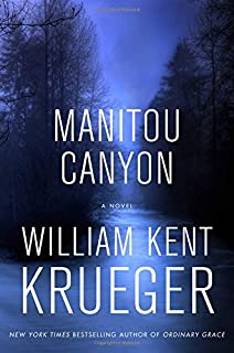 Book Cover: Manitou Canyon: A Novel