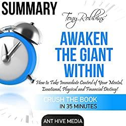 Summary of Tony Robbins' Awaken the Giant Within