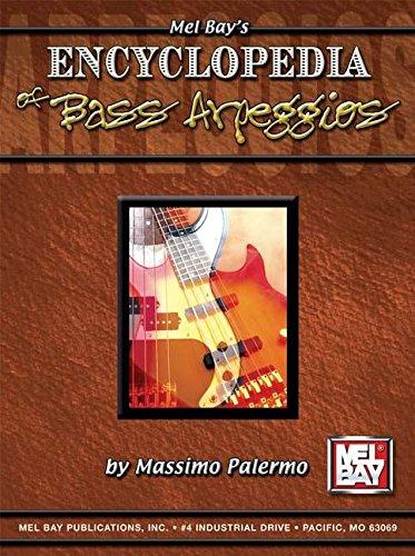 Encyclopedia of Bass Arpeggios