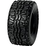 Duro DI-K968M Tire - Front - 24x9x10 , Position: Front, Rim Size: 10, Tire Application: All-Terrain, Tire Size: 24x9x10, Tire Type: ATV/UTV, Tire Ply: 4 31-K968M10-249B