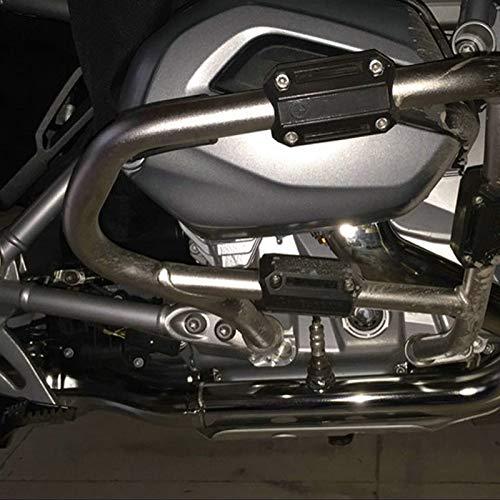 RONSHIN 22mm 25mm 28mm Motorcycle Bumper Engine Protective Guard Crash Bars Decorative Block Dismantling for BMW KTM HONDA SUZUKI YAMAHA