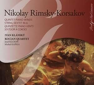N rimsky korssakoff quintette pour vents et piano - Milhaud cuisine ...
