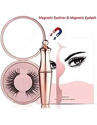 Magnetic Eyeliner With Magnetic Eyelashes, Magnetic Lashliner For Use with Magnetic False Lashes