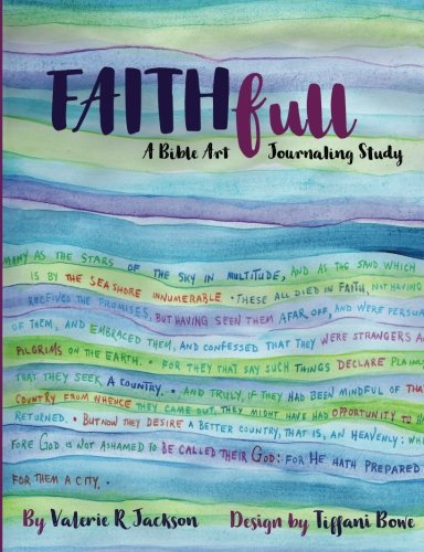 FAITHfull: A Bible Art Journaling Study