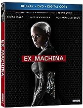 Ex Machina [Blu-ray + DVD + Digital Copy] (Bilingual)