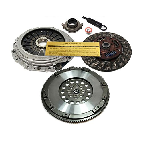 EXEDY CLUTCH KIT & CHROMOLY FLYWHEEL 2006-2009 SUBARU LEGACY GT SPEC.B 6-SPEED (Flywheel Spec)