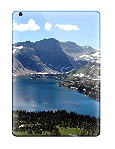 David Shepelsky's Shop Pretty Ipad Air Case Cover/ Glacier National Park Series High Quality Case